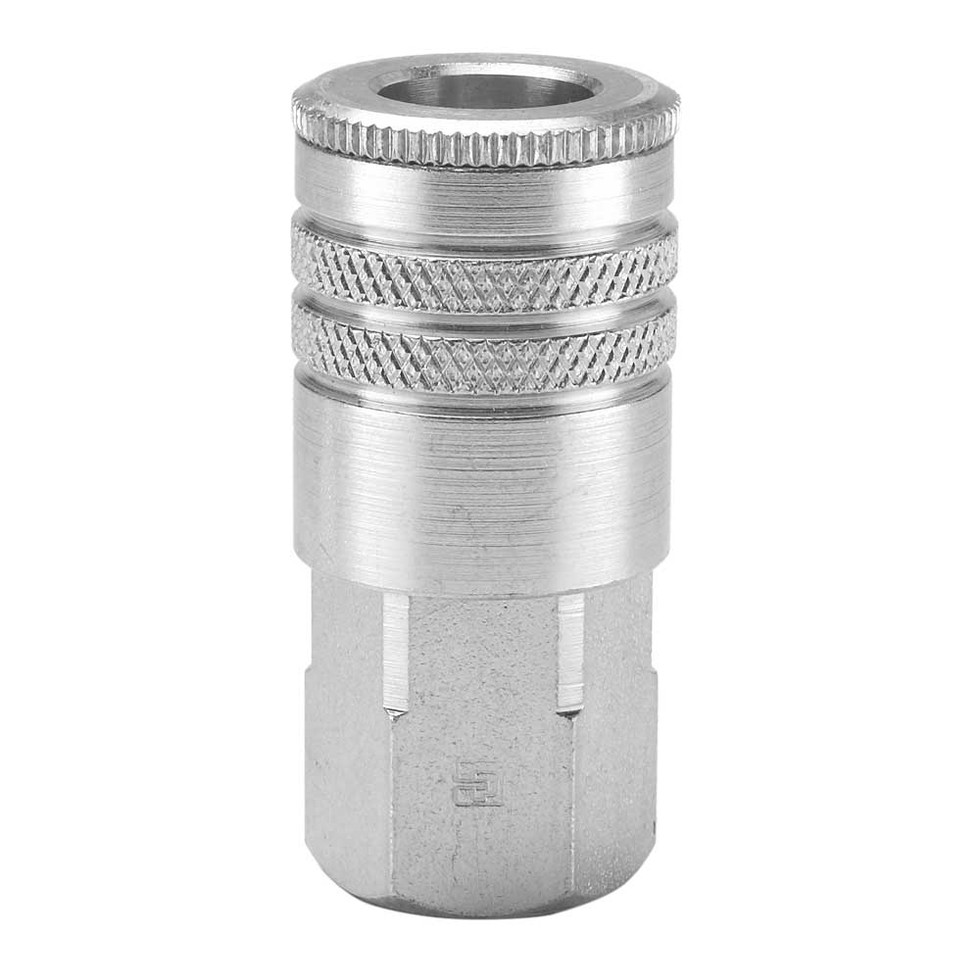 .20 Series Stainless Steel Coupler with Female Threads