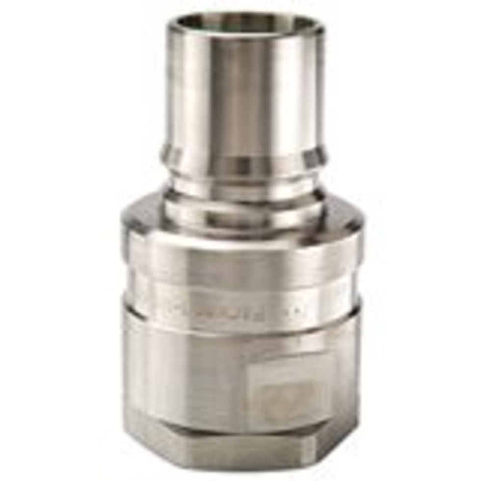 .60 Series 316 Stainless Steel Nipple