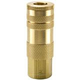 Brass 70 Series Coupler with Female Threads