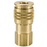 Brass HA Series Coupler with Female Threads