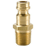 Brass HF Series Nipple with Male Threads