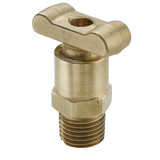 Brass Wing - Interl Seal - Drain Cocks