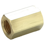 Female Flare to Female Flare - Union - Brass 45 Flare Fittings