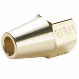 Flare - Long Extruded Nut - Brass 45 Flare Fittings