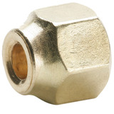 Flare - Short Forged Nut - Brass 45 Flare Fittings