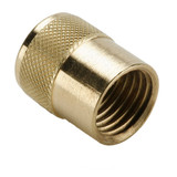 Flare Cap - Quick Seal Cap - Refrigeration Access Valves