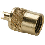 Flare Cap with Core Remover - Quick Seal Cap - Refrigeration Access Valves