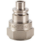 HO Series Unvalved Steel Nipple