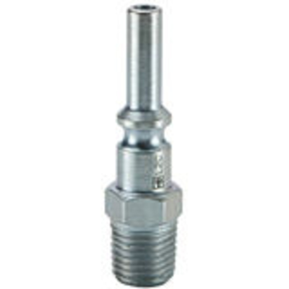 .Steel 70 Series Nipple with Male Threads