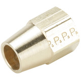 Tube - Long Nut - Brass Compression Fittings