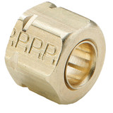 Tube - Nut Sleeve - Brass Compression Fittings, High Pressure