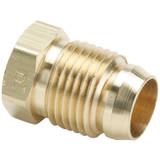 Tube - Nut Sleeve - Brass Flareless Tube Fitting, Impulse