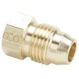 Tube - Plug - Brass Flareless Tube Fitting, Impulse