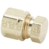 Tube - Seal Plug - Brass Compression Fittings, High Pressure