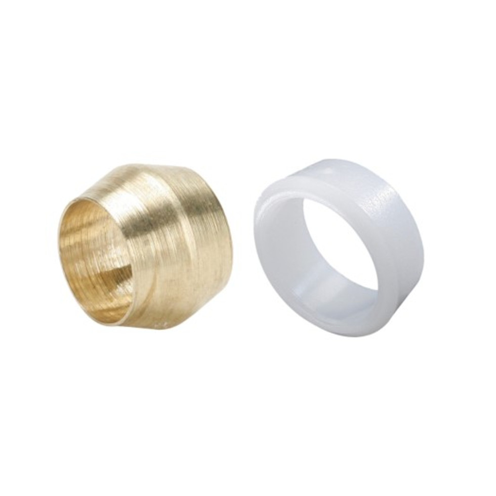 .Tube-Sleeve-Brass Compression Fitting