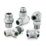 Seal-Lok O-Ring Face Seal Tube Fittings and Adapters